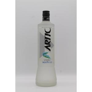 Vodka Artic menta ice bianca 100cl