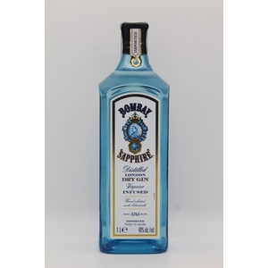 Gin Bombay sapphire 100cl