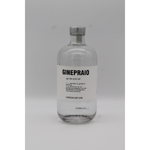 Gin Ginepraio Organic Tuscan Dry Gin 50cl