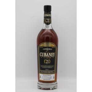 Rum Cubaney 21 anni 70cl