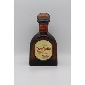 Tequila Donjulio reposado 70cl