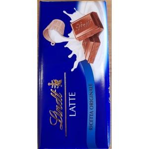 Lindt tavoletta Gamme Bleue Latte 100g