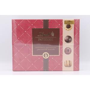 Lindt pasticcini ricoprti di cioccolato 300g. in scatola regalo