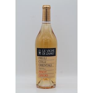 Le Vigne di Zamo pinot grigio ramato 2019 doc 75cl