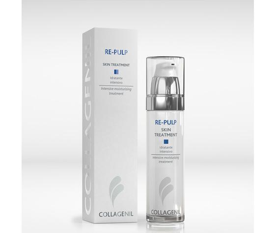 Repulp skin treatment