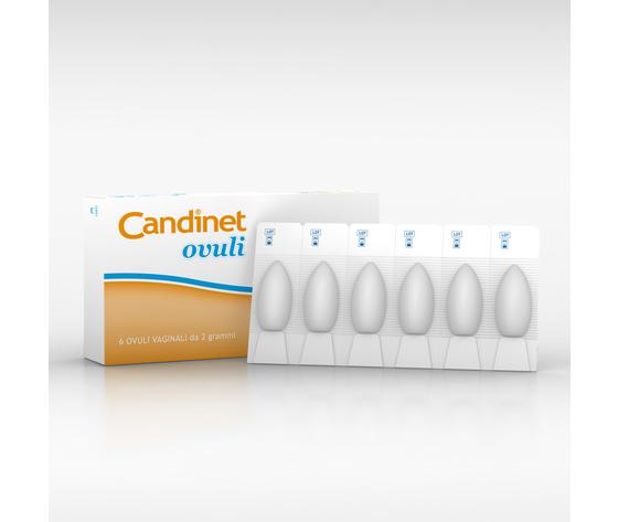 Candinet ovuli prodotto