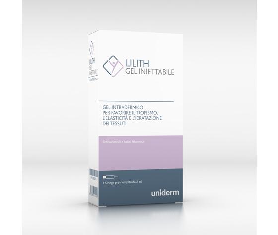 Lilith gel prodotto