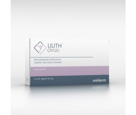 Lilith ovuli prodotto