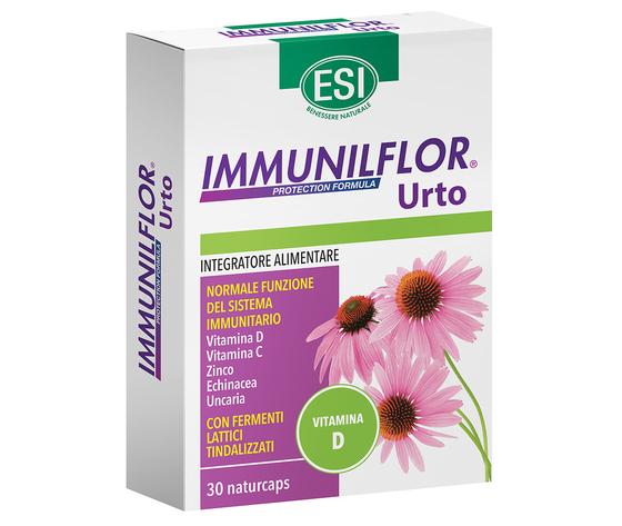 Immunilflor urto