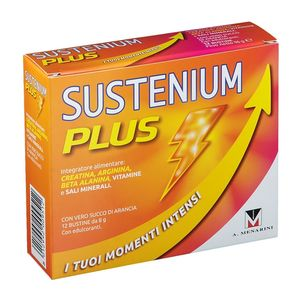 SUSTENIUM PLUS INTEGRATORE 22 BUSTINE 8 G