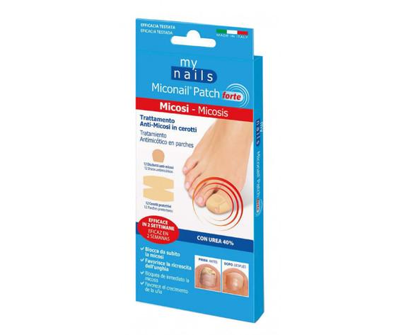 Mynails miconail patch forte cerotti anti micosi