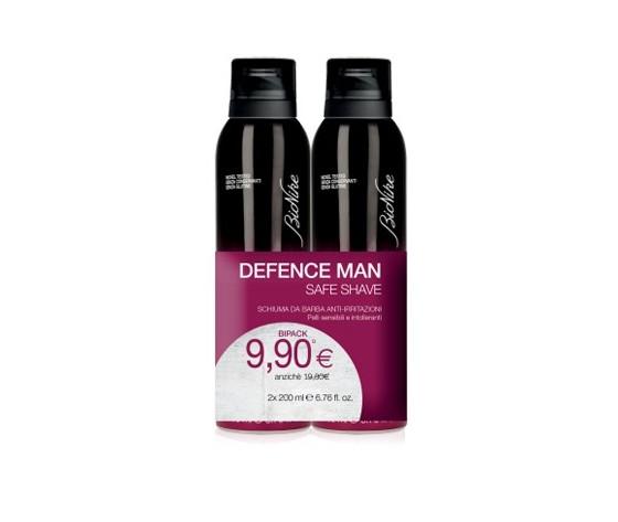 Defence man bipack schiuma barba 2 x 200 ml