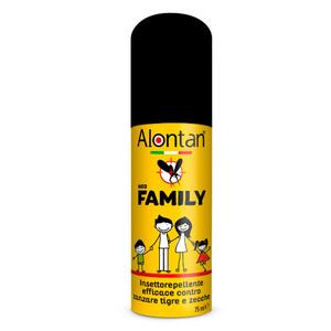ALONTAN NEO FAMILY INSETTOREPELLENTE SPRAY 75 ML