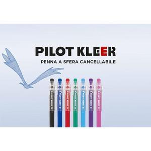 PENNA CANCELLABILE PILOT KLEER