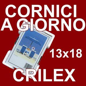CORNICE A GIORNO 13X18 CRILEX COVER PIC
