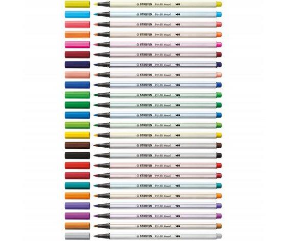 Pen 68 brush