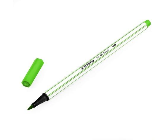 Pen 68 brush verde mela