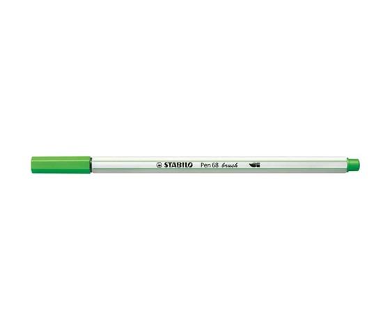 Pen 68 brush verde medio