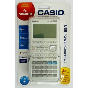 CALCOLATRICE SCIENTIFICA CASIO FX 9860 GIII