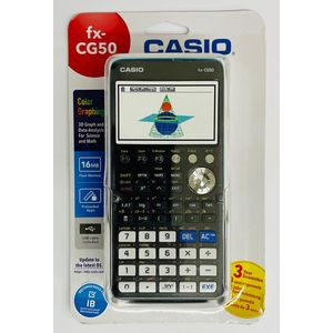 CALCOLATRICE SCIENTIFICA CASIO FX CG50