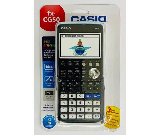 Calcolatrice casio fx cg50