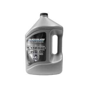 25W50 SYNTHETIC BLEND OUTBOARD OIL