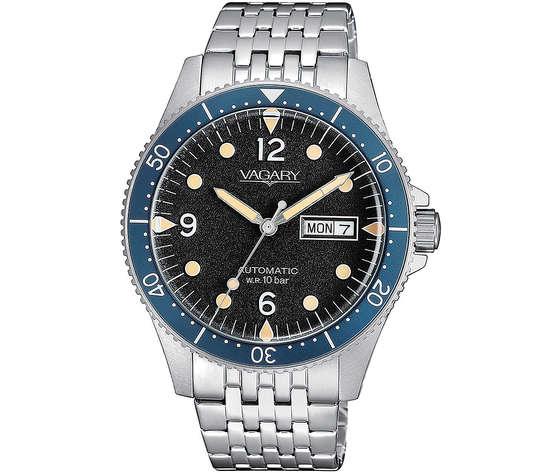 Orologio solo tempo uomo vagary by citizen gear matic ix3 319 51 421060