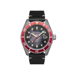 OROLOGIO SPINNAKER WRECK RED DIAL
