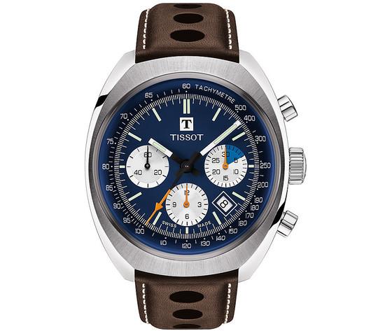 Orologio cronografo uomo tissot heritage 1973 t1244271604100 415274