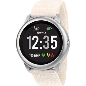 SMARTWATCH SECTOR S-01 WHITE BAND
