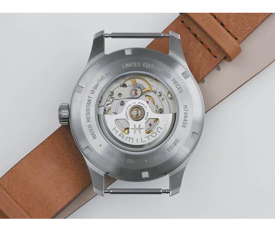 H70645533 hamilton far cry 6 khaki field titanium limited edition 9