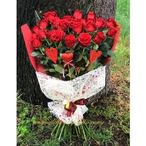 Rose rosse stelo lungo da 25€ a 630€
