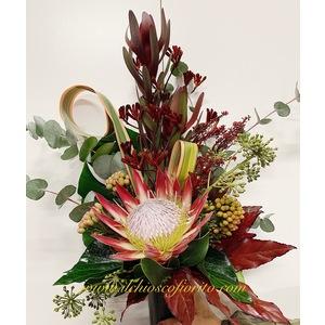 Mazzo con fiori tropicali da 30€ a 120€