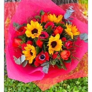 Bouquet per laurea da 25€ a 75€