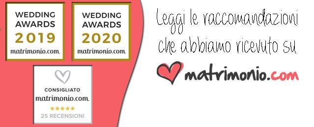 Banner recensioni matrimoniocom1