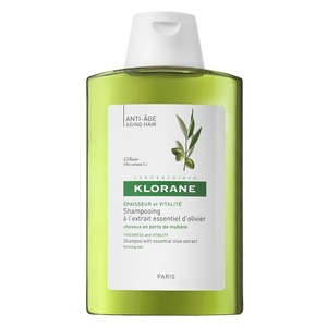 KLORANE SHAMPOO ALL' ULIVO ANTI-ETA' 200 ML
