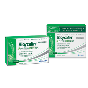 BIOSCALIN PHYSIOGENINA ANTICADUTA PER CAPELLI 30 CPR
