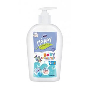 BABY SHOWERGEL GEL DETERGENTE NATURALE CORPO CAPELLI 300 ML