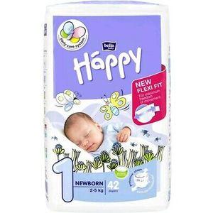 PANNOLINI BELLA BABY HAPPY 1 NEWBORN 42 PEZZI