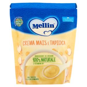 MELLIN CREMA MAIS E TAPIOCA 200G