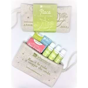 POCHETTE ITACA TRAVEL SET ECO BIO