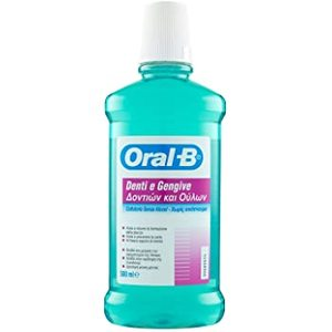 ORALB COLLUTTORIO DENTI GENGIVE 500ML