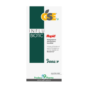 GSE INFLUBIOTIC JUNIOR RAPID 250ML DIFESE IMMUNITARIE