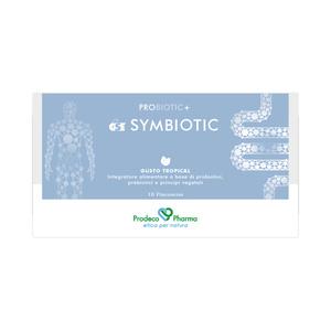 GSE SYMBIOTIC FERMENTI LATTICI GUSTO TROPICAL 10FL+2 OMAGGIO