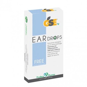 GSE EAR DROPS GOCCE ORECCHIO 0,3ML