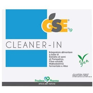 GSE CLEANER-IN FIBRE INTESTINO 14BUST