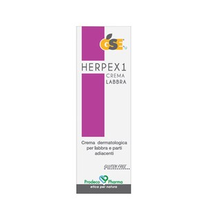 GSE HERPEX 1 CREMA LABBRA7,5ML