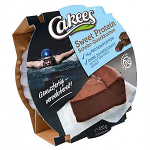 CAKEES SWEET PROTEIN - 450 GR