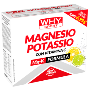 WHY SPORT MAGNESIO E POTASSIO