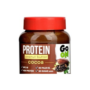 GO ON PROTEIN PEANUT BUTTER 350 GR